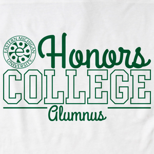 Alumnus Green Ink Stacked