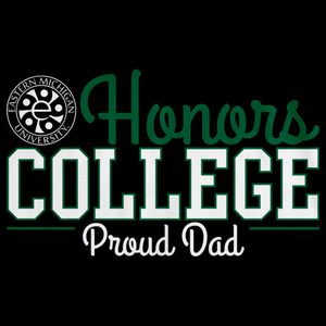 Proud Dad, Green and White