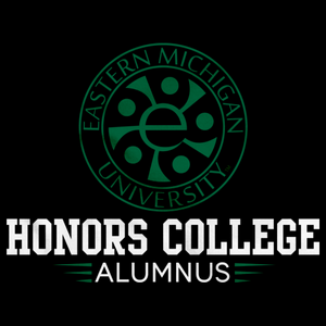Alumnus, Green and White Honors Winged
