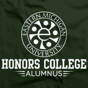 Alumnus, White Ink Honors Winged