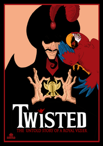 StarKid Presents 'Twisted: The Untold Story of a Royal Vizier' DVD Presale